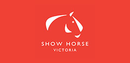 Show Horse logo linked to report