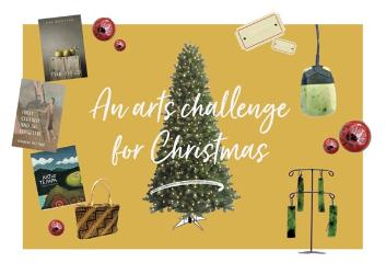 CNZ An arts challenge