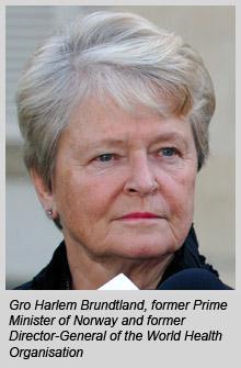 Gro Brundtland