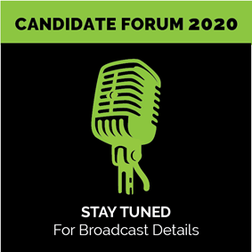 Candidate Forum Moving Online