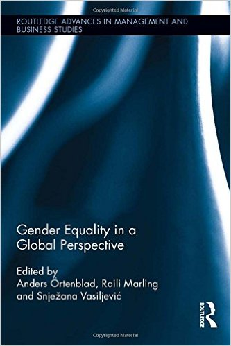 Gender Equality in a Global Perspective (Routledge Advances in Management and Business Studies)