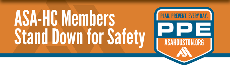 ASA-HC Members Stand Down for Safety