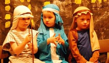 Naughty Nativity
