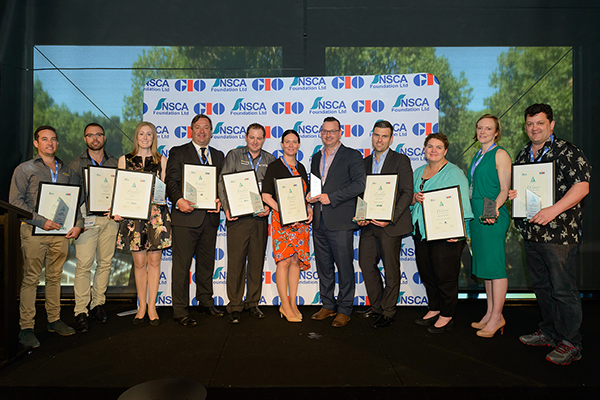 Congratulations to the winners of the 25th Annual National Safety Awards of Excellence