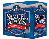 Samual Adams 12-packs