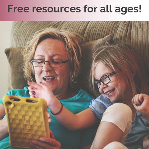 Free resources for all ages