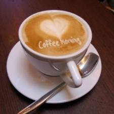 Coffee Morning on 9th January