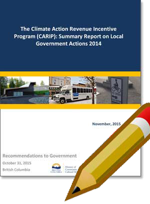 CARIP - Carbon Neutral Reporting Webinars