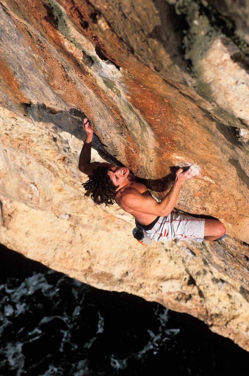 Opening Climbing Shot