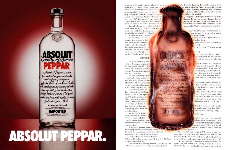 Absolut Peppar