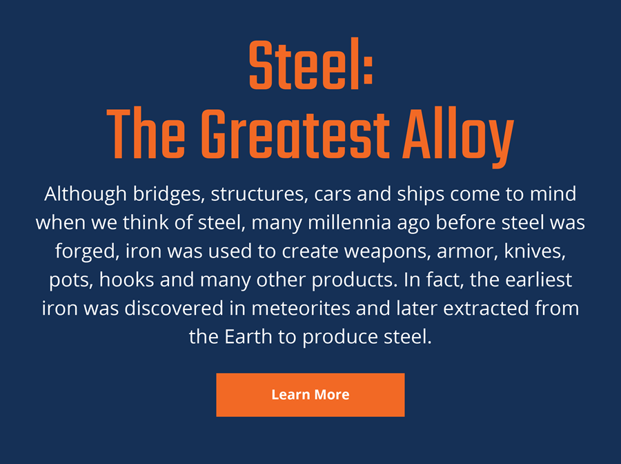 Steel The Greatest Alloy