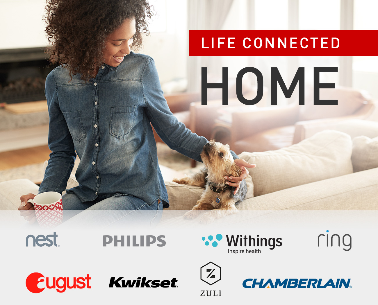 Life Connected: Home