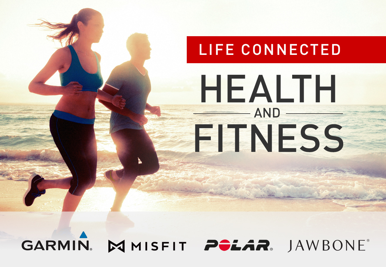 Life Connected: Health and Fitness