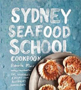 Sydney Seafood school - cookbook