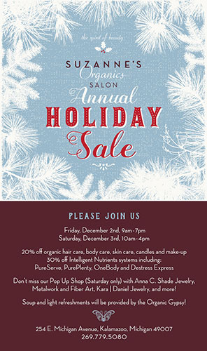 Holiday Marketplace Sale (click to enlarge)