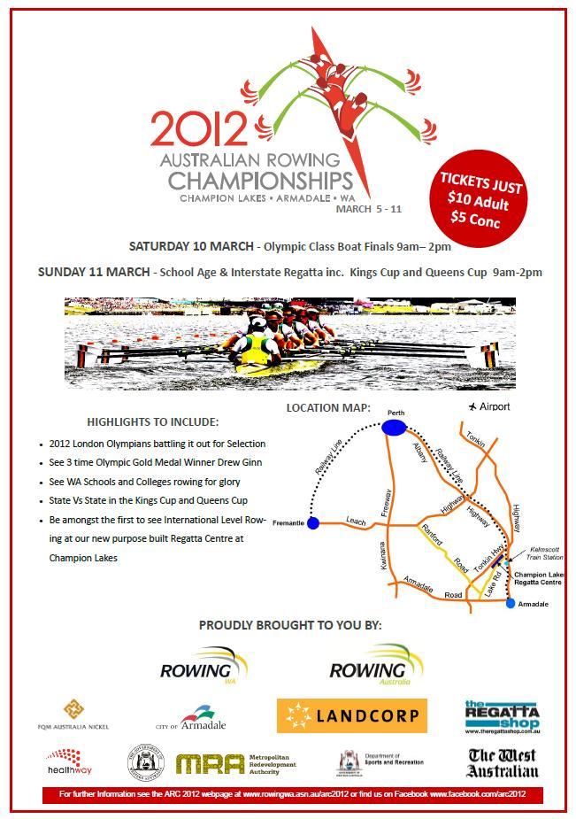 Australian Rowing Championships
