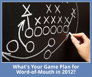 Word-of-Mouth Game Plan