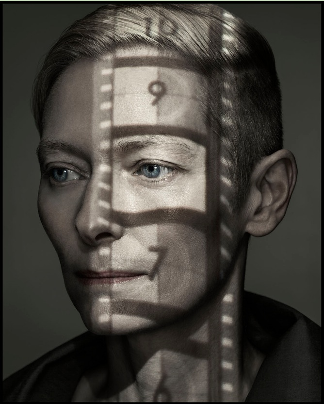Tilda Swinton portrait