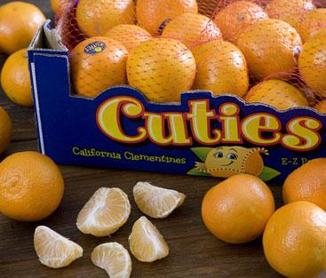 Clementine Tangerines