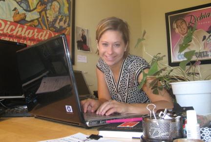 Entertainment Specialist Brooke Rosania for Sarlot & Eyed LLC