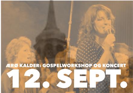 Gospelworkshop og koncert på Ærø