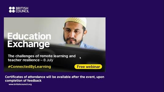 The challenges of remote learning and teacher resilience screenshot