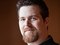 [Chef Erik Slater]