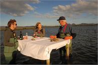 Saffire Signature Experience - Schouten Island - Saffire Freycinet - Tourism Tas. & Michael Walters