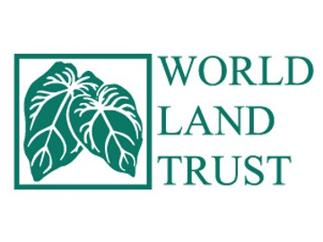 WLT logo. © World Land Trust.