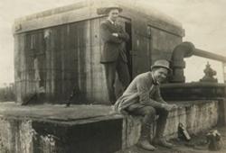 Historic photo of Geophysics
