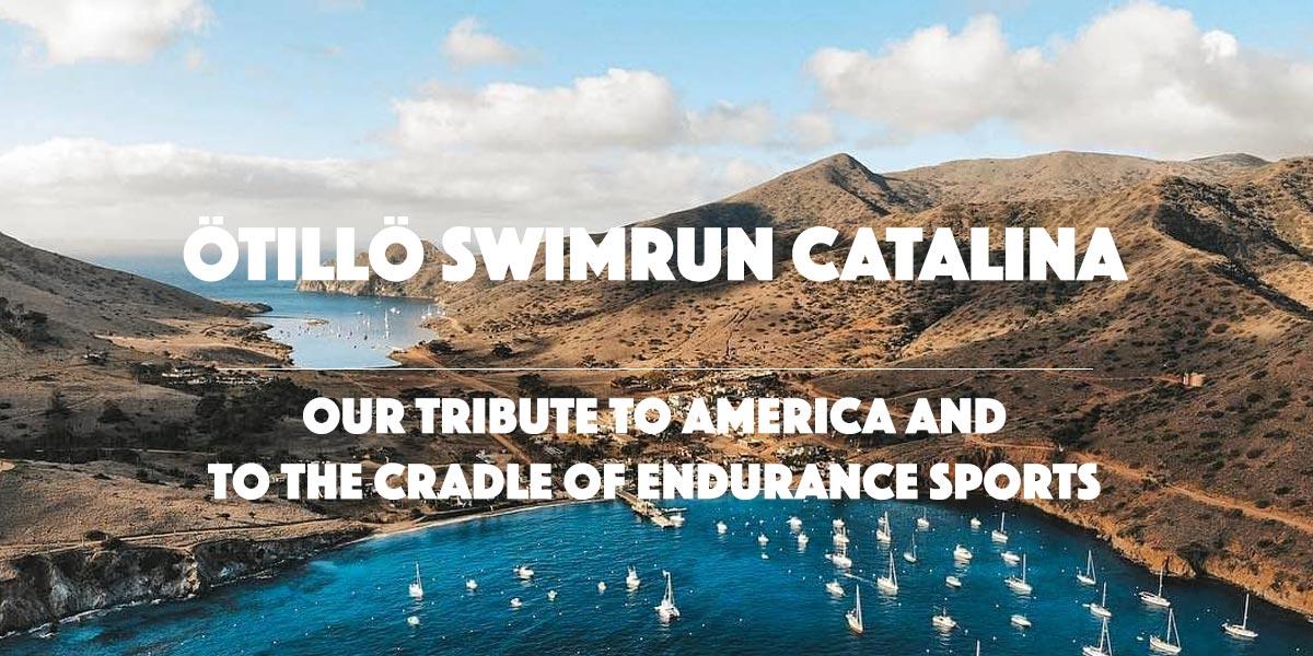 Our swimrun tribute to America