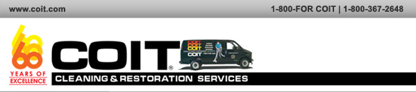 COIT - cleaning &amp; restoration services