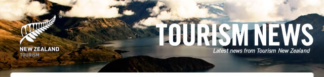 Tourism News - The latest news from Tourism New Zealand