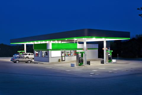 TTK project reference - Petrol stations