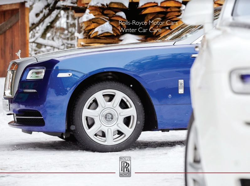 Rolls-Royce Winter Car Care