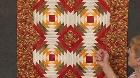 Pineapple Quilt with Jennie Rayment