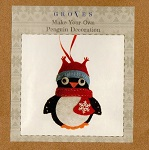 Make Your Own Penguin Decoration Kit