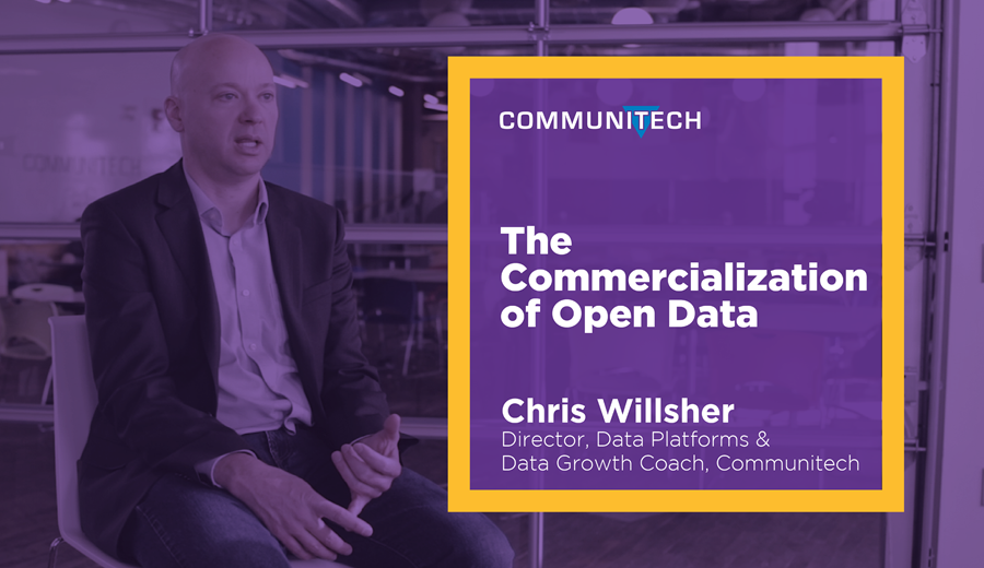 Grow your business by solving real-world problems with open data