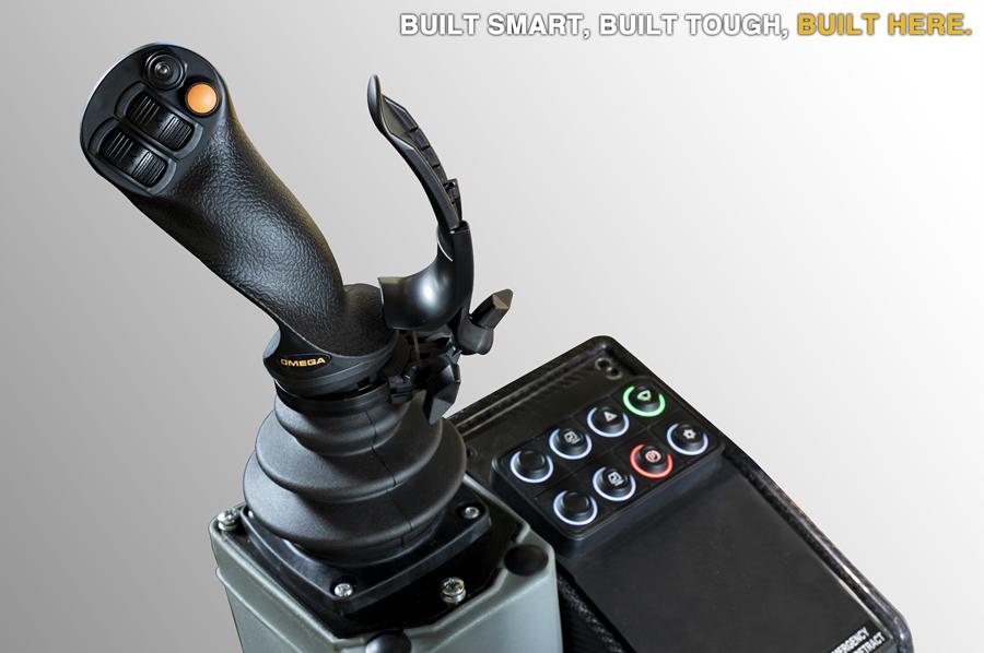 Omega New Joystick and Keypad