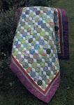 Pinky the Lap Quilt from Lina Patchwork