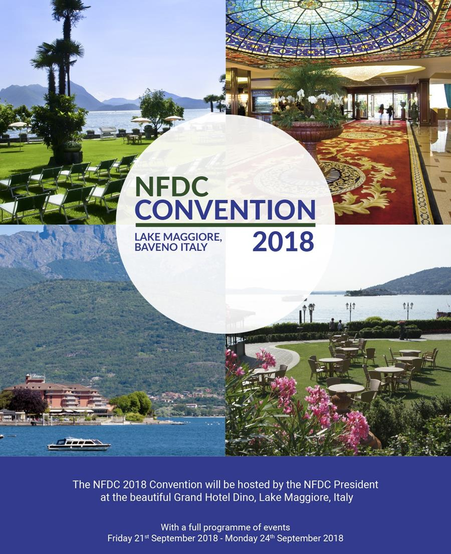 NFDC 2018 Convention Italy