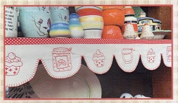 Shelf bunting kit designed by Mandy Shaw