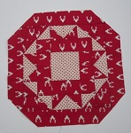 Scandi Candlemat from Creative Quilting