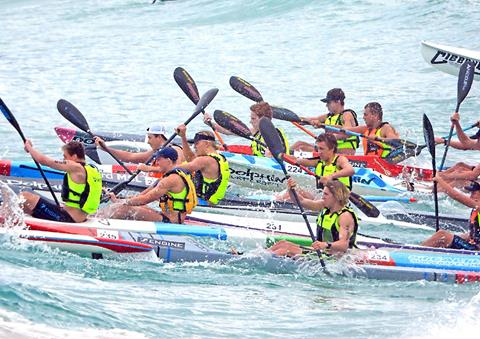 NSW Lifesavers Show Coolangatta Gold Class