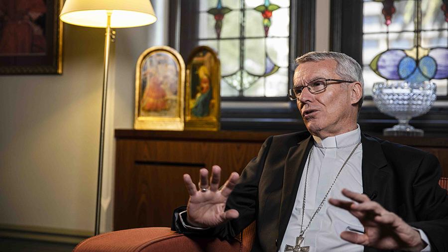 Discernment Paper by Archbishop Costelloe SDB