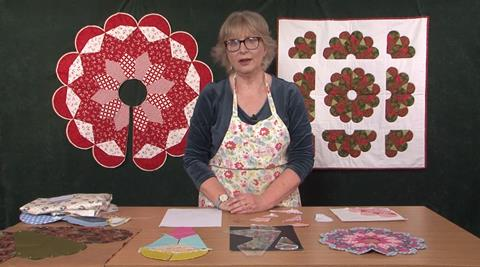 Dresden Plate Plus with Sue Rhodes