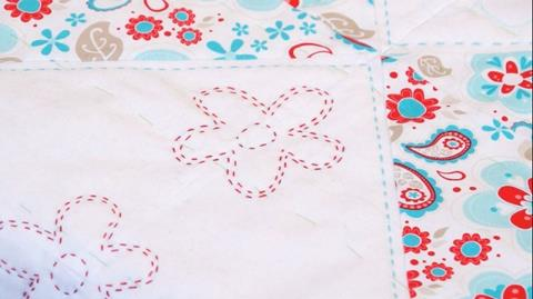 Big Stitch Quilting with Angela Daymond
