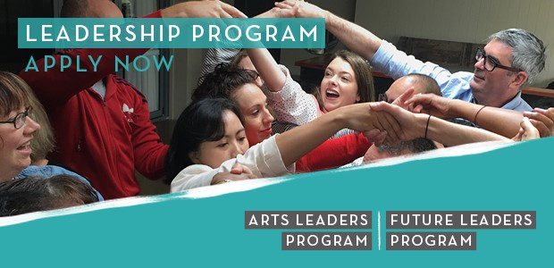 Australia Council for the Arts - Leadership Programs