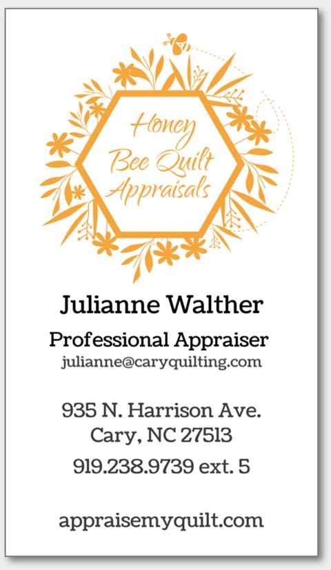Appraisals with Julianne