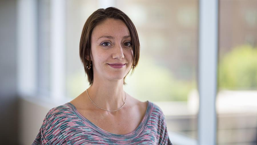 image of alumna Christine Reimer